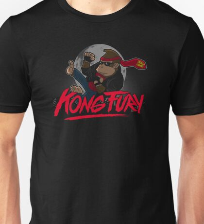 Kong Fury Unisex T-Shirt
