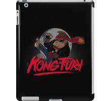 Kong Fury iPad Case/Skin