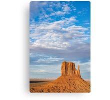 Utah landscape. Canvas Print