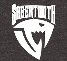 Sabertooth (White) T-Shirt