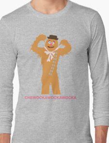 CHEWOCKAWOCKAWOCKA Long Sleeve T-Shirt