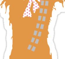 CHEWOCKAWOCKAWOCKA Sticker