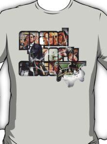 GTA V Custom Logo T-Shirt