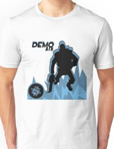 BLU Demoman - Team Fortress 2 Unisex T-Shirt