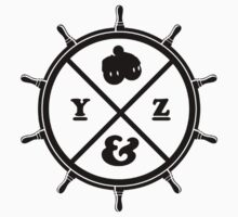 Y&Z OLD BOAT Black by Yen & Zen™