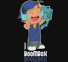 BoomBox, Music, Bass, Musical, HipHop, Beats, DJ  Unisex T-Shirt