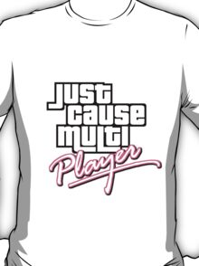JCMP/GTA: Vice City Logo T-Shirt
