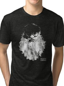 Death Is Coming Tri-blend T-Shirt