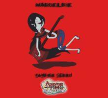 Vampire Queen Marceline by lunabluelion