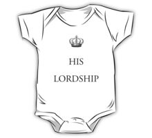 His Lordship One Piece - Short Sleeve