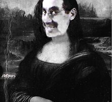 Mona Grouchironi by Seth  Weaver