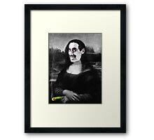 Mona Grouchironi Framed Print