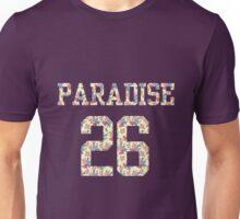 Paradise in fleur Unisex T-Shirt