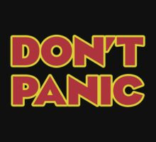 Don't Panic by GarfunkelArt