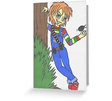 Child's Play 3 - Time to Play Greeting Card