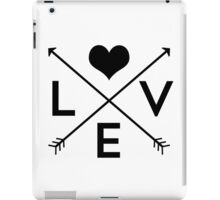 Love Is Everywhere iPad Case/Skin