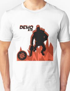 RED Demoman - Team Fortress 2 Unisex T-Shirt