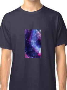 Purple Flourite Gemstone Classic T-Shirt