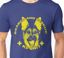 Search and Rescue K9 Unit Unisex T-Shirt