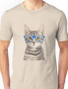 Seeing Eye Cat Unisex T-Shirt
