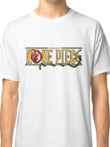 None Piece Logo Classic T-Shirt