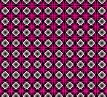 Seamless retro pattern by Medusa81