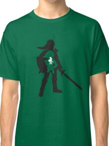 The Legend of Zelda - The Evolution of Link Classic T-Shirt
