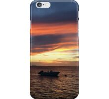 Sunset in Bonaire iPhone Case/Skin