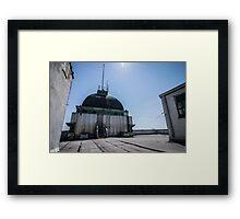 ...Kirkbride Top Hat... Framed Print