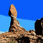 Balanced Rock by Nathan Jekich