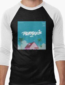 Flatbush Zombies Palm trees Men's Baseball ¾ T-Shirt