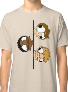 SG head stack Zip Up hoodie Classic T-Shirt
