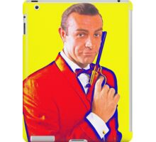 Sean Connery in From Russia with Love iPad Case/Skin