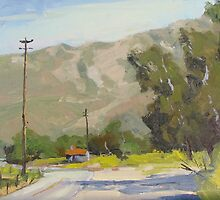 Piru Entrance 8x10 by erniedollman