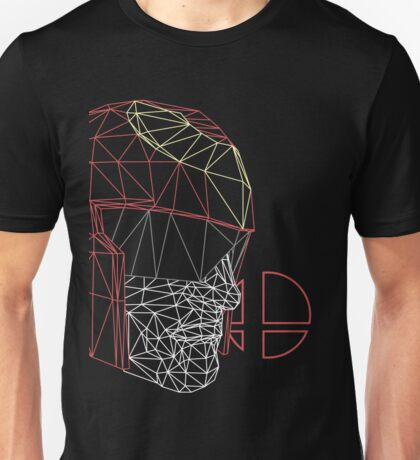 Captain Falcon by Clash Threads Unisex T-Shirt