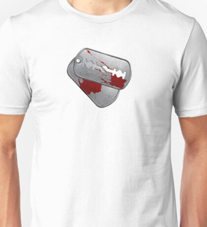Blood of my enemy Unisex T-Shirt