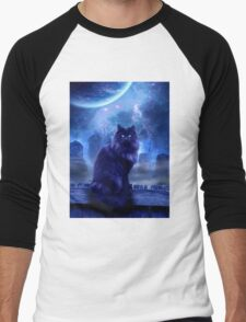 The Witches Familiar Men's Baseball ¾ T-Shirt