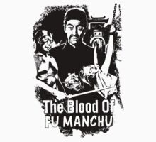 The Blood of Fu Manchu (B Movie) by BungleThreads