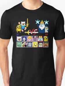 Super Adventure Fighter T-Shirt Unisex T-Shirt