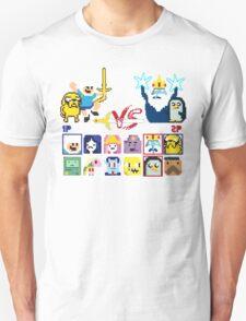 Super Adventure Fighter T-Shirt Unisex T-Shirt