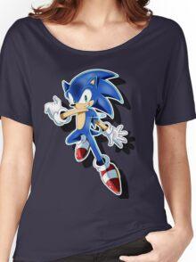 Blue Blur Women's Relaxed Fit T-Shirt