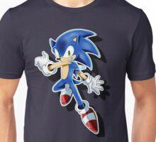 Blue Blur Unisex T-Shirt