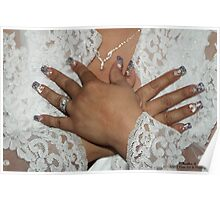 Bridal Glitz! Poster