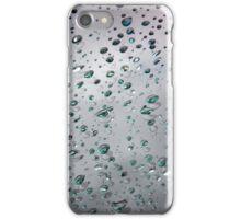 Raindrops 1 iPhone Case/Skin