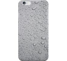 Raindrops 2 iPhone Case/Skin