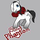 My Little Phantom by AriesNamarie