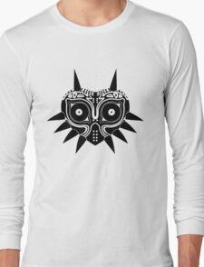 The Legend of Zelda Majora's Mask Long Sleeve T-Shirt
