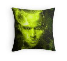 Breaking Bad yellow Throw Pillow