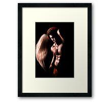 Mastema Framed Print
