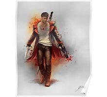 DMC: Dante Poster